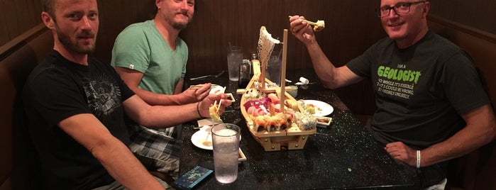 Kumo Hibachi & Sushi is one of Michael'in Beğendiği Mekanlar.