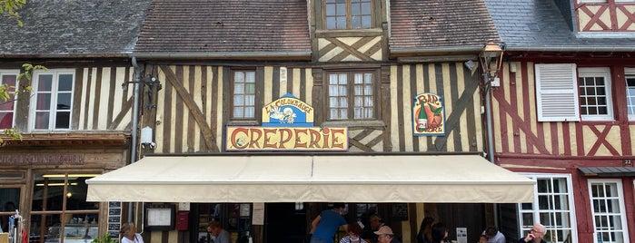 Beuvron-en-Auge is one of Les plus beaux villages de France.