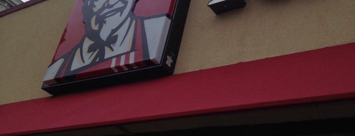 KFC is one of Karl 님이 저장한 장소.