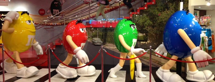M&M's World is one of London - All you need to see!.