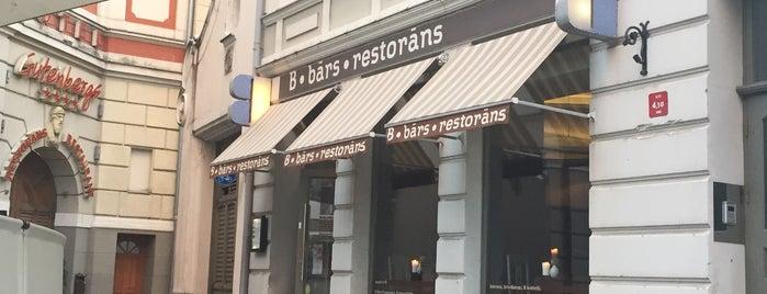 B-bārs Restorāns is one of TechChill Baltics.