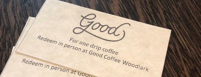 Good Coffee is one of Portland - Coffee.