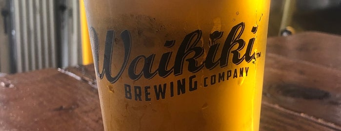 Waikīkī Brewing Company is one of Orte, die Jennifer gefallen.