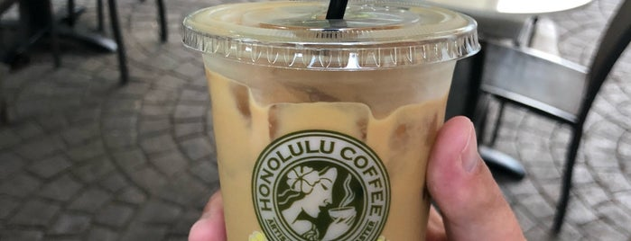 Honolulu Coffee Experience Center is one of Honolulu.