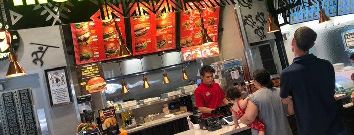Mahaloha Burger is one of Posti che sono piaciuti a Jason.