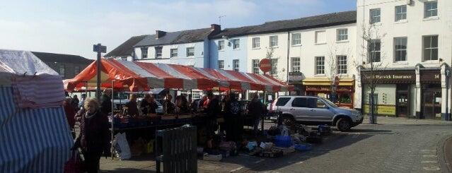 Warwick Market is one of Lieux qui ont plu à Carl.