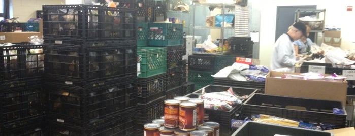 New York Common Pantry is one of NYC Food Pantries.