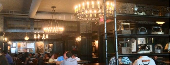 Flatiron Hall Restaurant and Beer Cellar is one of June 27 Weekend.
