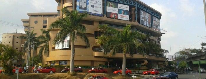 Mall San Pedro is one of Lugares favoritos de Dragon.