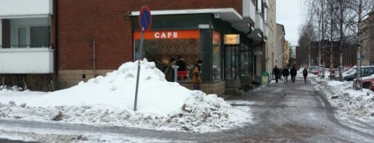 Tina's Cafe & Takeaway is one of HelsinkiToDo.