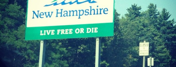 New Hampshire / Massachusetts State Line is one of travel.