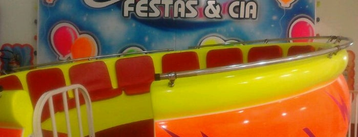 Buffet Festas & Cia is one of Fernando : понравившиеся места.