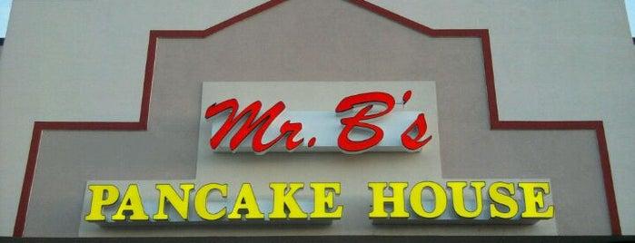 Mr. B's Pancake House is one of Orte, die Chaya gefallen.