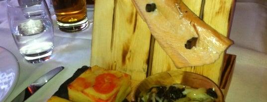 Restaurant Saaga is one of Helsinki's Good Restaurants.