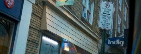 Chumley's is one of John : понравившиеся места.