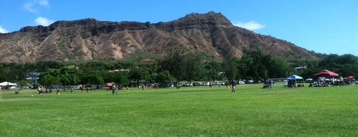 Kapiolani Regional Park is one of Honolulu: The Big Pineapple #4sqCities.