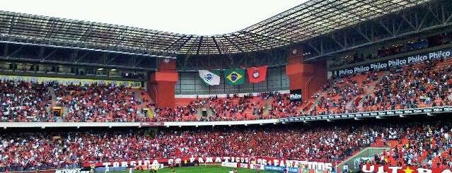 Arena da Baixada is one of Big Matchs's Today!.