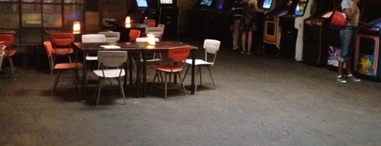 Barcade is one of Top Craft Beer Bars: NYC Edition.