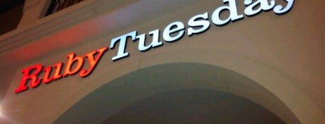 Ruby Tuesday is one of UAE: Dining & Coffee.