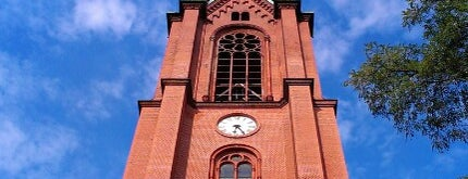 Gethsemanekirche | Gethsemane Church is one of Berlin 2014.