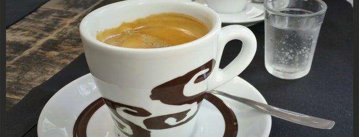 Press Bar Restaurante is one of Coffee & Tea.