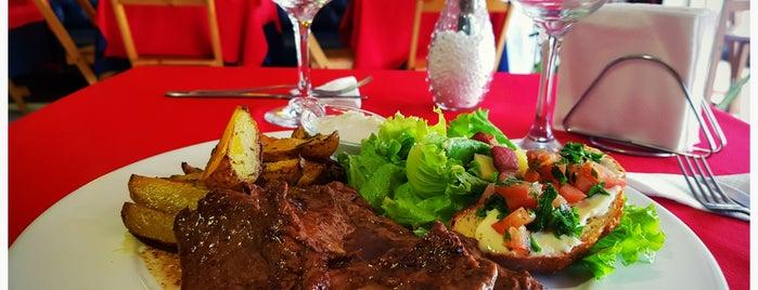 Le Café Bistrot is one of Lieux qui ont plu à Marcelo.