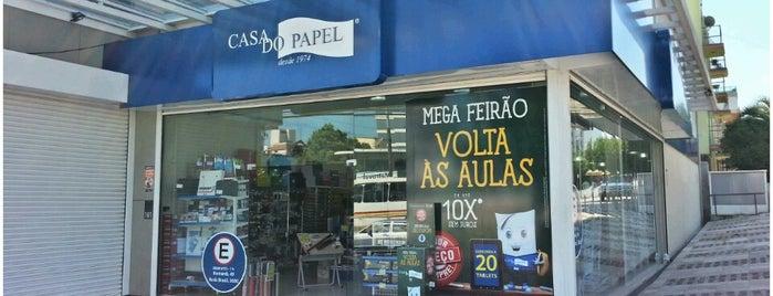 Casa do Papel is one of Tempat yang Disukai Claudio.