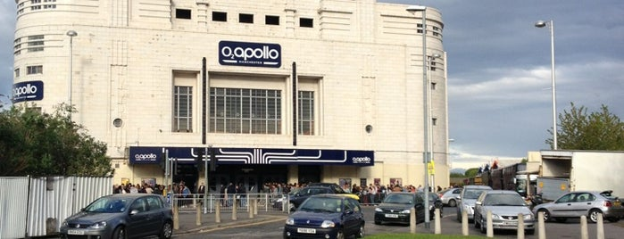O2 Apollo is one of Derrickさんのお気に入りスポット.