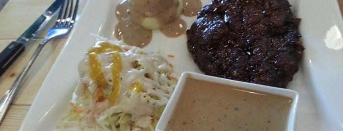 Melantak Steak Hub is one of Biel 님이 좋아한 장소.