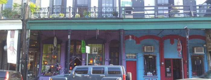 Magazine Street is one of New Orleans.