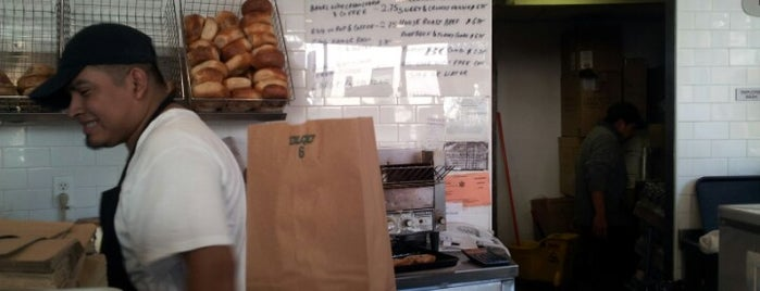 Bony's Bagels is one of Erik 님이 좋아한 장소.