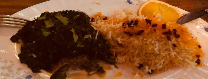 Nigin مطعم افغاني is one of ميونخ.