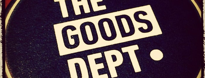 THE GOODS DEPT • is one of Jakarta.
