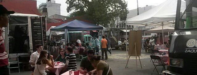 Food Truck Station is one of Pizza & hamburguesas.