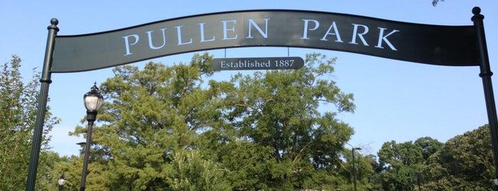 Pullen Park is one of RDU Baton - Raleigh Favorites.