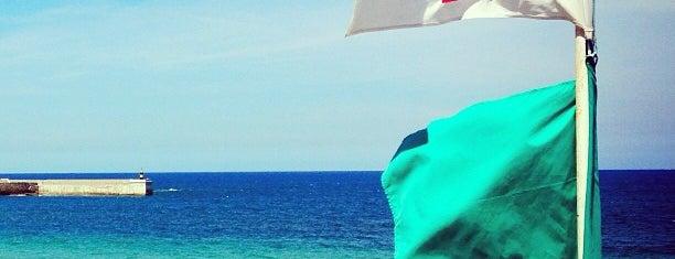 Playa de Comillas is one of Tempat yang Disukai Mym.