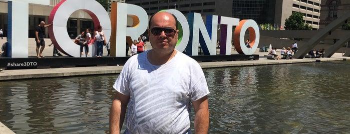 Public/Outdoor Art in Toronto