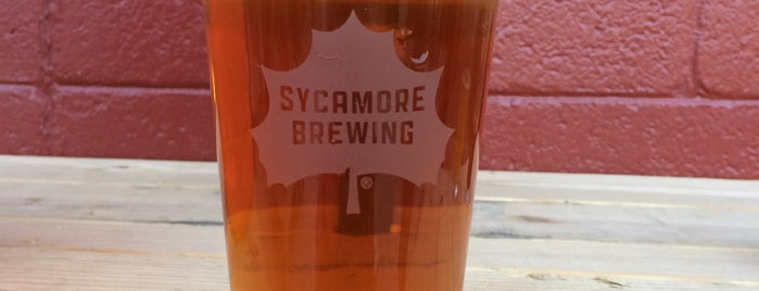 Sycamore Brewing is one of NC Craft Breweries.