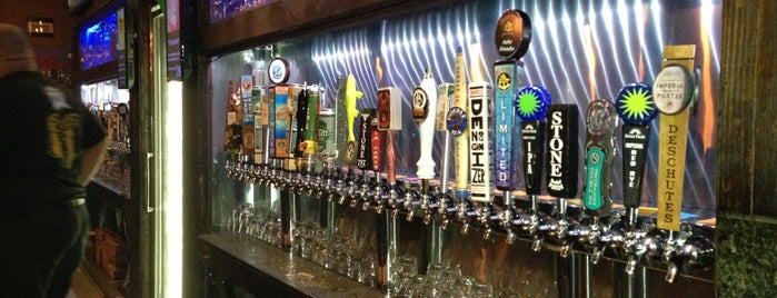 University of Beer is one of Beyond the Peninsula.