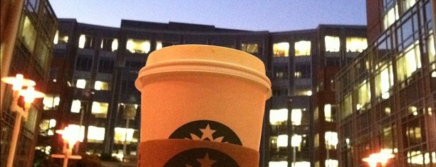 Starbucks is one of AT&T Spotlight on Charlotte, NC.