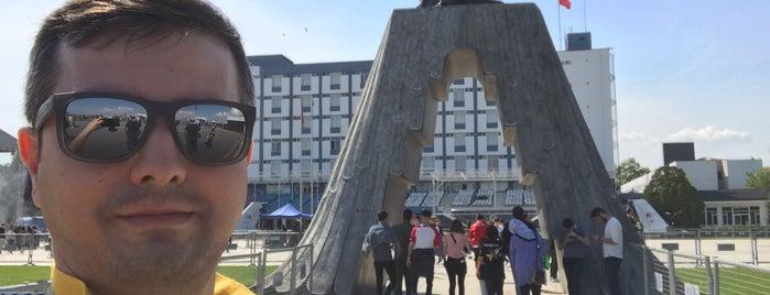 Hava Harp Okulu Genç Kartallar Haftası is one of Bora'nın Beğendiği Mekanlar.