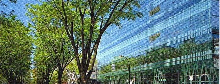 せんだいメディアテーク is one of 建築マップ(日本)/ Architecture Map (Japan).