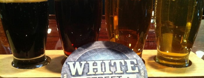 White Street Brewing Company is one of NC Craft Breweries.