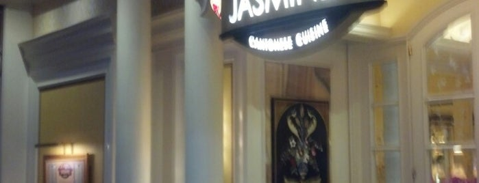 Jasmine is one of Las Vegas.