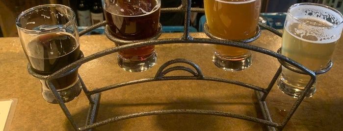 Seward Brewing Co. is one of So you are in Alaska.