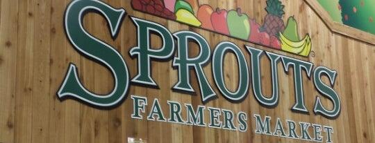 Sprouts Farmers Market is one of Austin's Rockin' Fitness Scene.