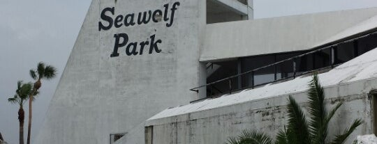Seawolf Park is one of Places to try in Houston.