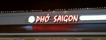 Pho Saigon is one of Austin Eater 38.