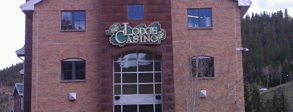 Lodge Casino is one of Locais curtidos por Marie.
