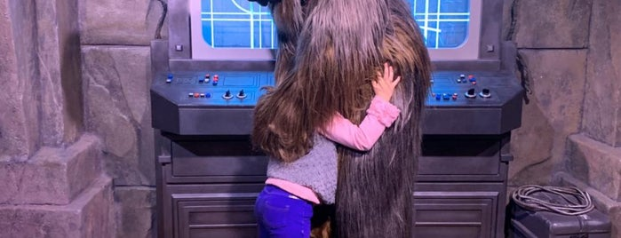 Chewbacca Encounter is one of Edwulfさんのお気に入りスポット.